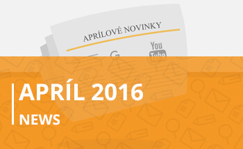 BLOG - online novinky April mininahlad