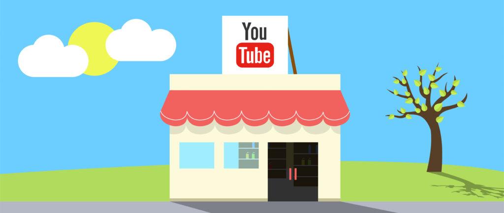 youtube obchod