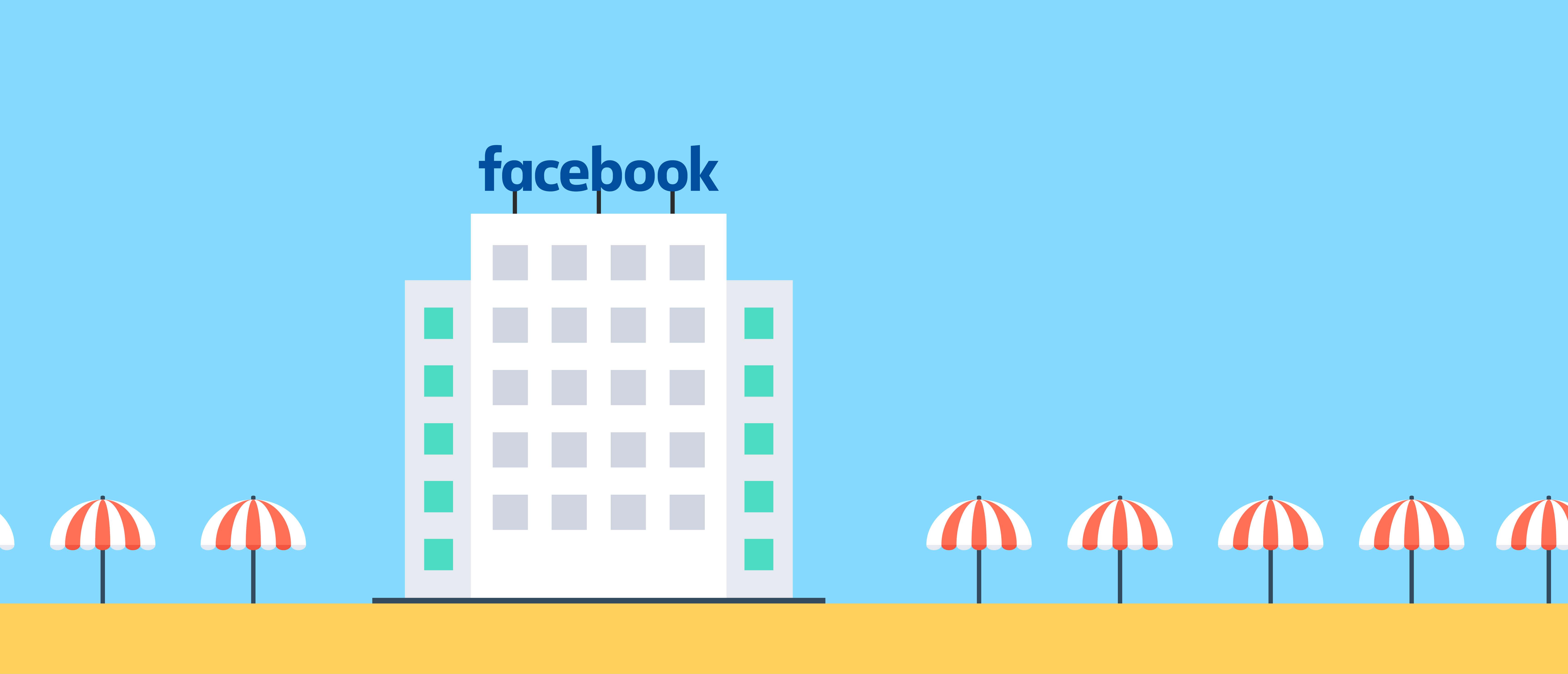 FB reklama cestovny ruch