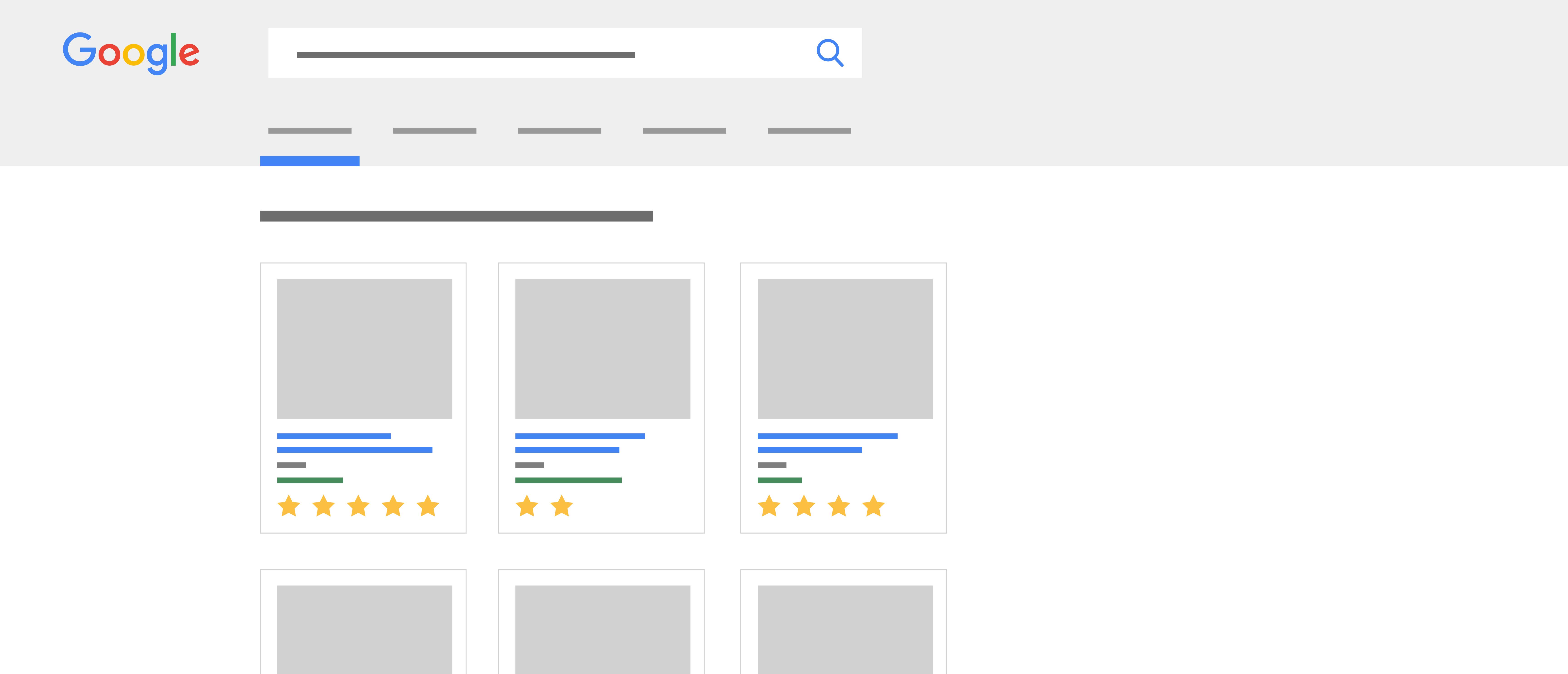 Google produktove hodnotenie
